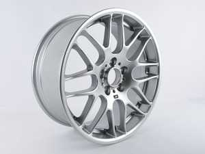 """ES#3987593 - 36112282650SDA1 - 19"""" Front CSL Alloy Wheel - Priced Each - *Scratch And Dent* - 19x8.5 5x120 ET44 CB 72.6mm. The real deal! - Genuine European BMW - BMW"""