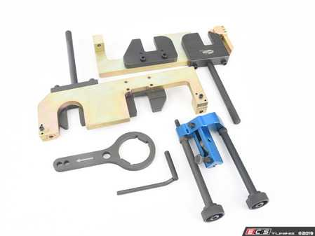 ES#3201911 - B2249117KIT - N63/S63TU Timing Set - Timing tool set for BMW N63 and S63 V8 engines. - Baum Tools - BMW