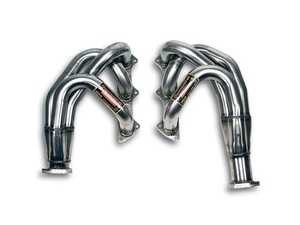 ES#3054574 - 241301 - 04-05 996 GT3 Performance Headers - 100% Stainless Steel - Made in Italy - Performance Exhaust Headers for your 996 GT3 - Supersprint - Porsche