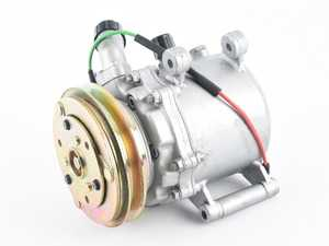 ES#3987639 - 64528385712KTSD - A/C Compressor - R134A - *Scratch And Dent* - Remanufactured, no core charge! - Omega - BMW