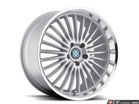 "ES#3985103 - bymulti178s40KT - 17"" Beyern Multi Spoke Square Wheel Set - Silver - Set your BMW apart with these sport styled Multi Spoke wheels! 17x8"" ET40 5x120 72.56cb - Beyern Wheels - BMW"