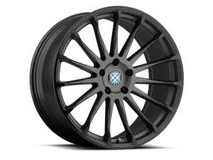 "ES#3985134 - aviatic178g35KT - 17"" Beyern Aviatic Square Wheel Set - Matte Gunmetal W/ Gloss Black Lip - Set your BMW apart with these sport styled Aviatic wheels! 17x8"" ET35 5x120 72.56cb - Beyern Wheels - BMW MINI"