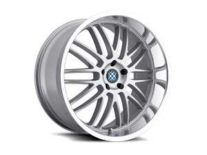"ES#3985091 - bymesh1985s15KT - 19"" Beyern Mesh Square Wheel Set - Silver - Set your BMW apart with these sport styled Rapp wheels! 19x8.5"" ET15 5x120 72.56cb - Beyern Wheels - BMW MINI"