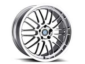 "ES#3984616 - bymesh177c27KT - 17"" Beyern Mesh Square Wheel Set - Chrome - Set your BMW apart with these sport styled Mesh wheels! 17x7"" ET27 4x100 57.1cb - Beyern Wheels - BMW"