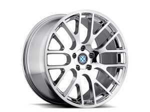 "ES#3988114 - spartan2090c32KT - 20"" Beyern Spartan Square Wheel Set - Chrome  - Set your BMW apart with these sport styled Spartan wheels! 20x9"" ET32 5x120 72.56cb - Beyern Wheels -"
