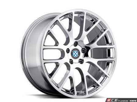 "ES#3988114 - spartan2090c32KT - 20"" Beyern Spartan Square Wheel Set - Chrome  - Set your BMW apart with these sport styled Spartan wheels! 20x9"" ET32 5x120 72.56cb - Beyern Wheels - BMW"