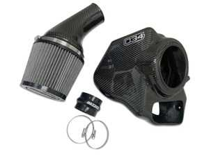 ES#3988146 - 034-108-1013 -  X34 Carbon Fiber Cold Air Intake System - Delivers improved power, sound, and acceleration to B9 Audi S4/S5 owners in a clean OEM+ package - 034Motorsport - Audi
