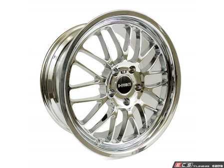 """ES#3674366 - EMP188515741C - D-Force EmPower 18""""  - 18x8.5 ET15. Last wheel available. - D-Force Wheels - BMW"""