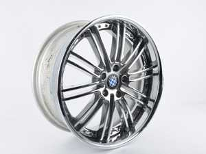 "ES#3675245 - ZZ060.000733 - Beyern Wheel Baroque Style Chrome *Scratch and Dent*  - 20"" x 9"" - ET32 - Beyern Wheels - BMW"