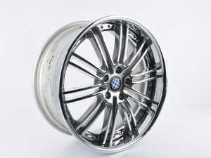 "ES#3675245 - ZZ060.000733 - Beyern Wheel Baroque Style Chrome *Scratch and Dent*  - 20"" x 9"" - ET32 - Beyern Wheels - BMW"