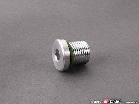 ES#42331 - 23117531356 - Transmission Plug - Priced Each - Includes gasket ring - Genuine BMW - BMW