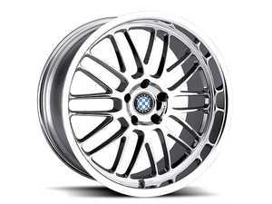 "ES#3988278 - bymesh2010c20KT - 20"" Beyern Mesh Square Wheel Set - Chrome - Set your BMW apart with these sport styled Mesh wheels! 20x10"" ET20 5x120 72.56cb - Beyern Wheels -"