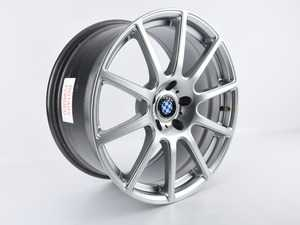 ES#3675248 - ZZ060.000803 - Beyern Wheel Silver *Scratch and Dent*  - - 19X9.5 - ET35 - Beyern Wheels - BMW