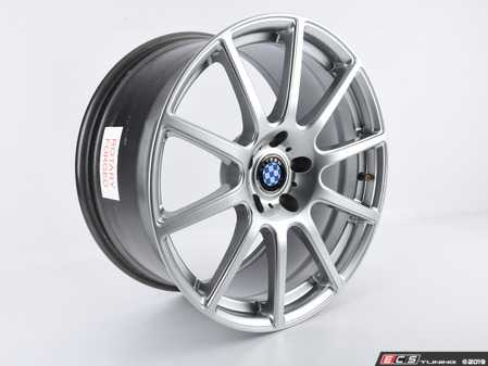 ES#3675248 - ZZ060.000803 - Beyern Wheel Silver *Scratch and Dent*  - - 19X9.5 - ET35 - Beyern Wheels - BMW
