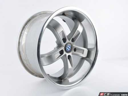 ES#3675240 - ZZ060.000658 - Beyern Wheel Type Five - Silver *Scratch and Dent*  - 18x9.5 - ET30 - - Beyern Wheels - BMW