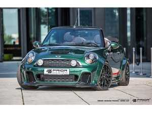 ES#3988371 - micopfstpd300KT - Prior Design PD300+ Full Body Kit - Wider arch kit with front/rear bumper and side skirts - Prior Design - MINI