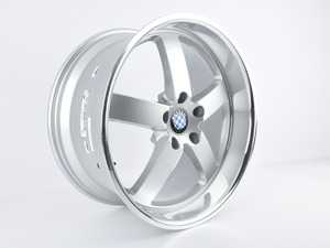 ES#3675242 - ZZ060.000713 - Beyern Wheel - Rapp *Scratch and Dent*  - - 19X9.5 - Silver - ET25 - Rear Only - Beyern Wheels - BMW