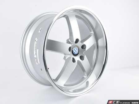 ES#3675242 - ZZ060.000713 - Beyern Wheel - Rapp *Scratch and Dent*  - - 19X9.5 - Silver - ET25 - Rear Only - Beyern Wheels - BMW