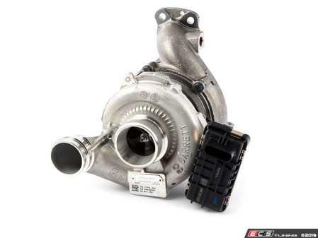 ES#3691054 - 6420908980 - New Turbocharger - Save thousands over the Genuine Mercedes-Benz Unit - Garrett is an OE manufacturer - Garrett - Mercedes Benz
