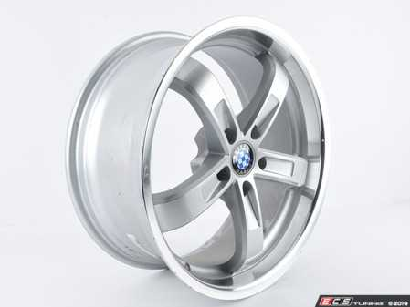 "ES#3675239 - ZZ060.000656 - Beyern Wheel - Type Five *Scratch and Dent* - 19"" x 8.5"" - ET15 - Silver - Beyern Wheels - BMW"