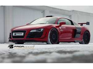 ES#3987692 - 4260609890327 - Prior Design GT650 Aerodynamic Kit - Without Roof Scoop & Trunk Spoiler - Our products are made of a high quality glass fiber-Dura-Flex mixture with a high accuracy fit! - Prior Design - Audi