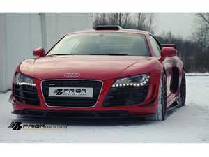 ES#3987980 - 4260609893878 - Audi R8 PD GT650 Front Bumper - With Front Lip Spoiler - Our products are made of a high quality glass fiber-Dura-Flex mixture with a high accuracy fit! - Prior Design - Audi