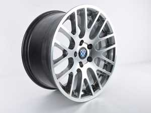 ES#3674127 - C3600035 - Beyern Wheel - Spartan *Scratch and Dent*  - 18x9.5 - ET45 - Hyper Silver - Rear Only - Beyern Wheels - BMW