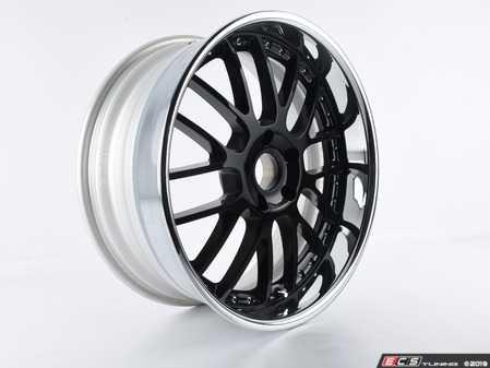 ES#3672652 - 2090H175120B72 - Beyern Wheel Black With Chrome Lip *Scratch and dent*  - - Henne 3 Piece - 20x9 - - Beyern Wheels - BMW