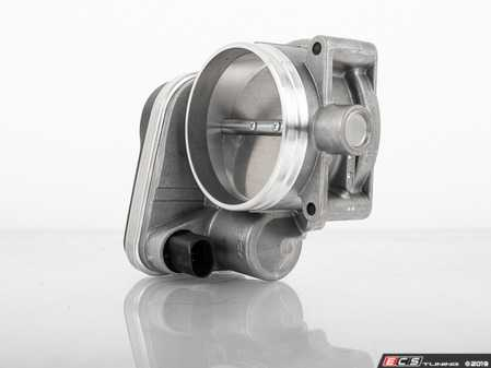 ES#3988385 - 027177tms02KT - Big Bore 84mm Throttle Body Upgrade Kit - Larger throttle body offers a 10.25% increase in cross sectional area to help your M62TU breathe better - Turner Motorsport - BMW