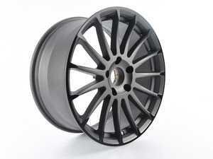 ES#3674132 - C3600077 - Beyern Wheel - Aviatic *Scratch and Dent*  - - 18x8.5 - Matte Gunmetal w/ Gloss Black Lip - ET30 - Beyern Wheels - BMW MINI
