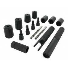 ES#3988472 - CTA1775 - Lug Driller Lug Nut Remover Kit - CTA Tools - Audi BMW Volkswagen Mercedes Benz MINI Porsche