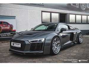 ES#3987696 - 4260609890365 - Prior Design PD800 Aerodynamic Widebody Kit  - Our products are made of a high quality glass fiber-Dura-Flex mixture with a high accuracy fit! - Prior Design - Audi