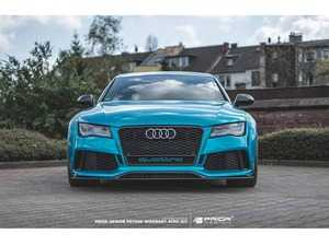 ES#3987687 - 4260609890198 - Prior Design PD700R Front Lip  - Our products are made of a high quality glass fiber-Dura-Flex mixture with a high accuracy fit! - Prior Design - Audi