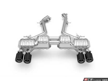 ES#3988536 - B5462 - Eisenmann Valved Performance Sport Exhaust - Maximize power, performance, and style. - Eisenmann - BMW