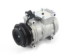 ES#3969772 - 64528385908KT1 - A/C Compressor - Includes $100 core charge. - Hella - BMW