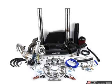 ES#3979288 - CTSMK52.0FSIKIT - Stage 4 Turbocharger Kit - Featuring a Garrett GTX3076R Turbocharger capable of over 640 Horsepower - CTS - Volkswagen