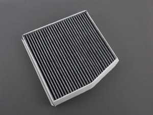 ES#3676842 - A2468300018 - Charcoal Lined Cabin Filter / Fresh Air Filter - A commonly missed filter, used to filter incoming air into the cabin - Hengst - Mercedes Benz