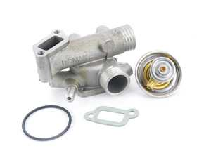 ES#3675365 - 11531730470k2KT - Thermostat Replacement Kit - Featuring high quality aftermarket parts - Assembled By ECS - BMW
