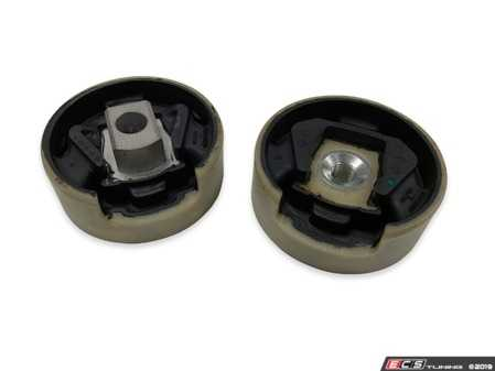 ES#3991453 - 034-509-1034 - 034Motorsport Street Density Dogbone Mount Pair - Offers decreased drivetrain movement, crisper shifting, and reduced wheel hop, with minimal noticeable increase in noise, vibration, or harshness (NVH). - 034Motorsport - Audi Volkswagen