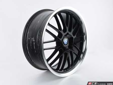 "ES#3675243 - ZZ060.000716 - Beyern Wheel Mesh Style - Black *Scratch and Dent*  - - 20"" x 8.5"" - ET40 - Beyern Wheels - BMW"