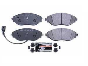 EBC Brakes DP32173C Redstuff Ceramic Low Dust Front Brake Pads Rear