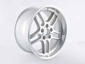 "ES#3991476 - 36112229640SDA1 - 18"" M Parallel Spoke Style 37 Wheel - Priced Each - *Scratch And Dent* - 18x9 ET24 CB 74.1mm. - Genuine BMW - BMW"