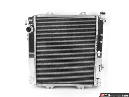 ES#2992665 - 7063 - High Performance Aluminum Radiator - Lower engine temperatures mean more power and longer life of engine components! - CSF - BMW