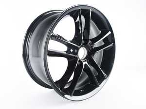"ES#3991653 - 36116786888SD - 18"" Double Spoke Style 182 Wheel - Priced Each - *Scratch And Dent* - 18x8.5 ET 52 72.6 CB - Genuine BMW - BMW"