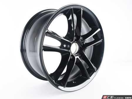 "ES#3991653 - 36116786888SD - 18"" Double Spoke Style 182 Wheel - Priced Each - *Scratch And Dent* - 18x8.5 ET 52 72.6 CB - Genuine BMW - BMW"