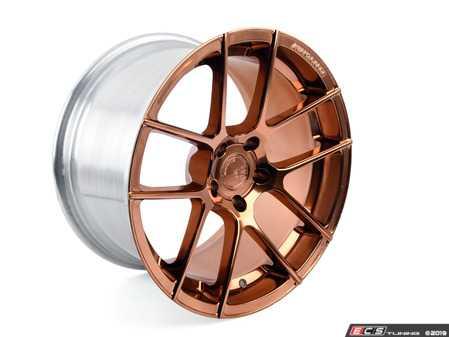 ES#3981263 - M510MSM88819REPL - 5x120 72.6CB 19x11 Et34 Bespoke Level 3 Polished Cognac  - Avant Garde -