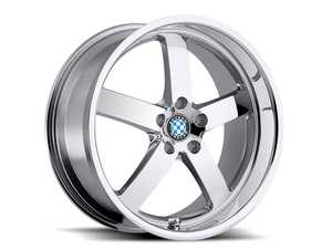 "ES#3996190 - rapp1995c45KT - 19"" Beyern Rapp Square Wheel Set - Chrome - Set your BMW apart with these sport styled Rapp wheels! 19x9.5"" ET45 5x120 72.56cb - Beyern Wheels - BMW"