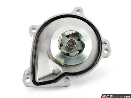 ES#3149532 - 11517550484 - Water Pump - Metal Impeller - Keep your MINI engine cool and to proper temperature : with gasket - Hepu - MINI
