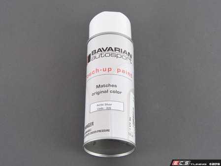 ES#3675560 - TU309kt - Touch Up Paint - 12 Oz Spray Can  - Color Code 309 - Arctic Silver - Bavarian Autosport - BMW