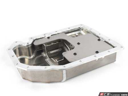 ES#3553345 - 462-103-VR6-TAB - Baffled Aluminum Oil Pan - A true baffled oil pan for those with performance in mind! - iABED Industries - Audi Volkswagen